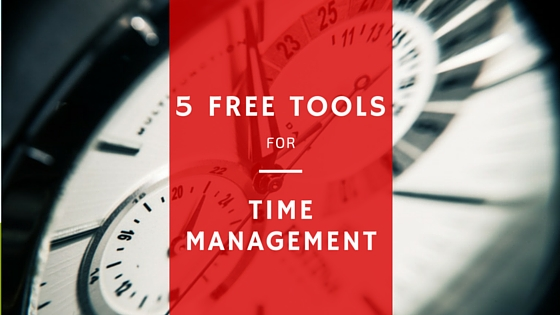 Free Time Management Tools